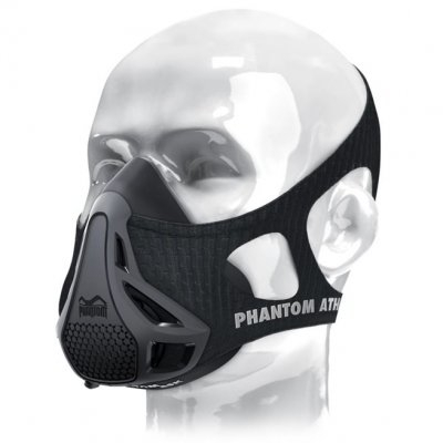 Phantom Training Mask S-L (Storlek: Large Black/Grey)