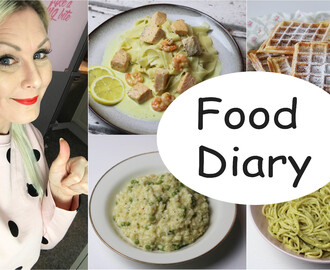 Food Diary YouTube #79