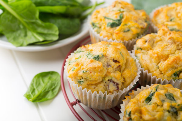 8 Healthy Muffin Recipes for School Lunches