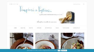 www.pensieriepasticci.it