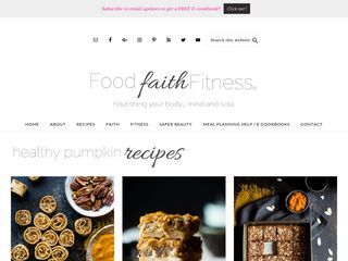 Food Faith Fitness
