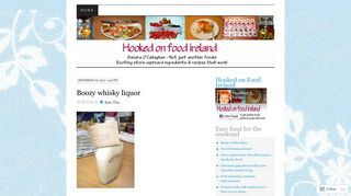 Hooked on food ireland