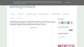 Not Supermum