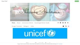 Nilssons Ambrosia | Passion for home cooked food, interior decoration, photography and traveling
