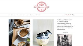 Cookie Cottage | Home baking with a pinch of salt and lots of love.
