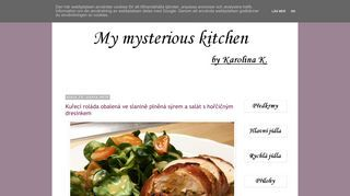 My mysterious kitchen by K.