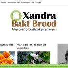 Xandra bakt brood