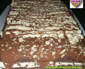 Milky Bar Top Deck Chocolate Slab