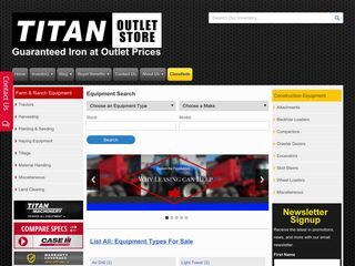 Titan Outlet Store