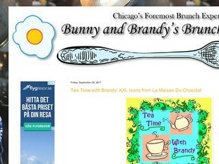 Bunny and Brandy's Brunchtime Blog