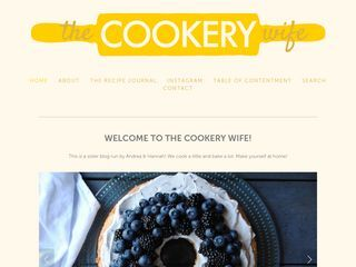 The Cookery Wife