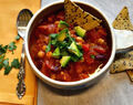 Pumpkin Chili for Fall – Crock Pot Healthy Pumpkin Chili