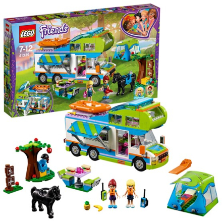 LEGO Friends 41339, Mias husbil