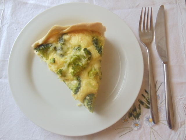 BROKKOLI-QUICHES