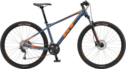 "GT Bicycles Avalanche Comp MTB Hardtail 29"" blå M 