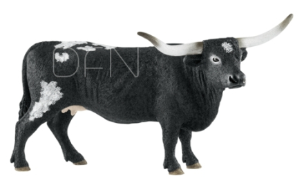 Schleich Farm World 13865 Texas Longhorn Kuh
