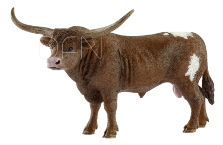Schleich Farm World 13866 Texas Longhorn Bulle