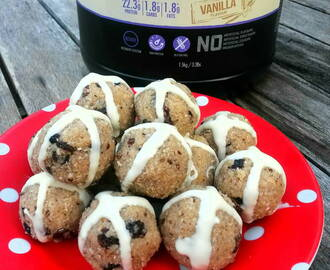 Balance Easter Protein Balls - Supplements.co.nz
