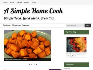 A Simple Home Cook