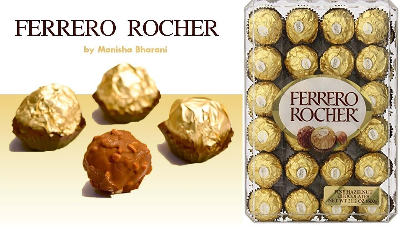 How To Make Ferrero Rocher Chocolate Recipe At Home होममेड फरेरो रोचेर चॉकलेट रेसिपी
