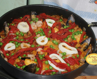 Paella Valenciana - Chef Time