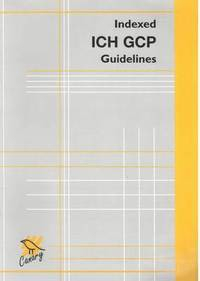 Indexed ICH GCP Guidelines