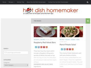 hot dish home maker