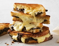 Portabello grilled cheese