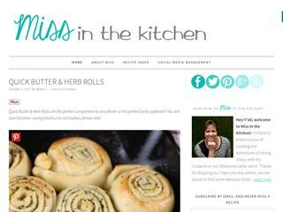 missinthekitchen.com