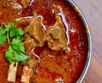 """Mutton Masala Recipe..."""
