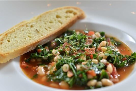 THE IDEAL RECIPE FOR BACON AND BEAN BROTH