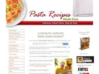 Pasta Recipes Made Easy