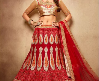 Lehenga Choli Types - The Most Popular Designs