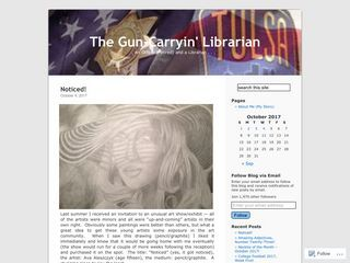 The Gun-Carryin' Librarian