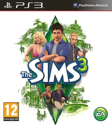 PlayStation 3 The Sims 3 (PS3)