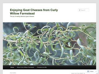 Savoring Goat Cheese