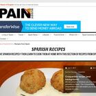 Recipes from Spain