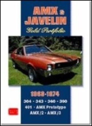 Amx and javelin gold portfolio 1968-1974 - 48 articles trace the progress o