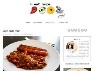 The Eat More Food Project