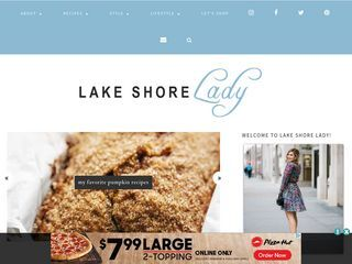Lake Shore Lady