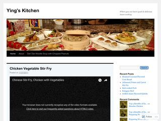 Yings kitchen | Where you can learn quick & delicious Asian cooking