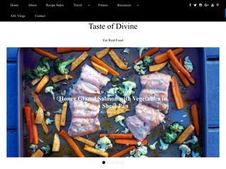 Taste of Divine | Eat Real Food