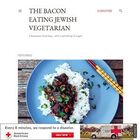 The Bacon Eating Jewish Vegetarian