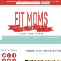 Fit Moms & Full Plates