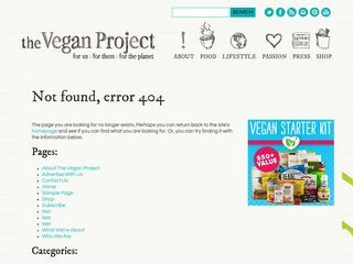 The Vegan Project