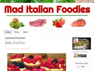 Mad Italian Foodies