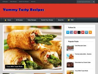 Yummy Tasty Recipes