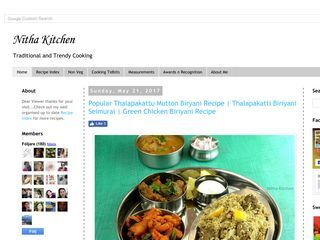 Nitha Kitchen