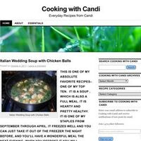 Cooking with Candi