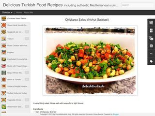 Delicious Turkish Food Recipes